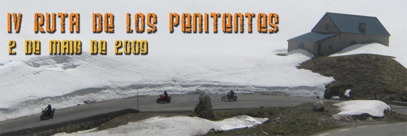IV RUTA DE LOS PENITENTES