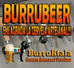 Visita BURRUBEER